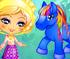 Barbie si Poneiul