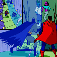Batman and Superman Adventures 2