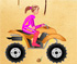 Barbie pe ATV
