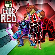 Ben 10 Omniverse Code Red