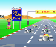 Car Can Racing