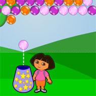 Dora Bubble Shooter