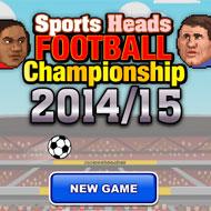Sports Heads Football Championship 2014
