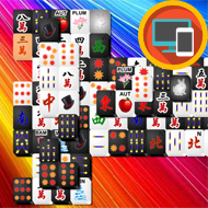 Mahjong Black White 2 Untimed
