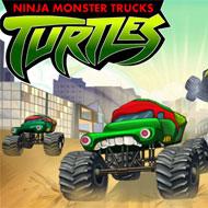 Ninja Monster Trucks Turtles
