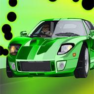 Ben 10 Crash Cars