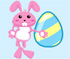 Bunny and Eggs 2