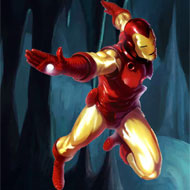 Iron Man Master of Dragon